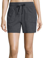 Made For Life Made for Life French Terry Bermuda Shorts - Tall