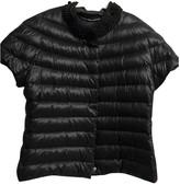 Laurèl Black Leather Jacket for Women