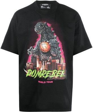 Dom Rebel Dribbling Beast T-shirt