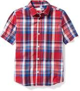 Old Navy Patterned Classic Shirt for Boys