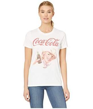 Lucky Brand Women's COCA COLA Cowgirl TEE