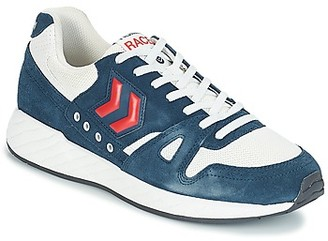 Hummel LEGEND MARATHONA men's Shoes (Trainers) in Blue