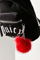 Juicy Couture For UO Pompom Keychain