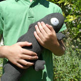 Ferrar Design Handmade Newt Soft Toy
