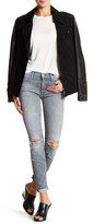 Mother The Looker Distressed Skinny Jean