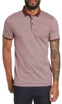 Ted Baker Men's Exeta Button Collar Polo