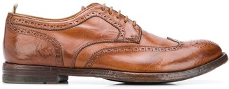 Officine Creative Anatomia 23 derby shoes