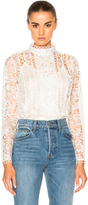 Zimmermann Winsome Breeze Lace Top