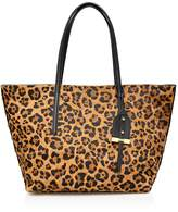Botkier Madison Leopard Print Calf Hair Tote