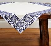 Pottery Barn Puebla Embroidered Table Throw