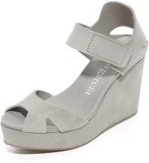 Pedro Garcia Malu Wedge Sandals
