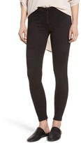 David Lerner Women's Faux Suede Leggings