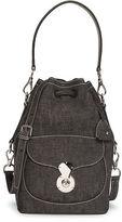 Ralph Lauren Denim Ricky Drawstring Bag