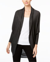 Eileen Fisher Open-Front Cocoon Cardigan, A Macy's Exclusive