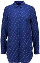 Armani Exchange Shirt royal blue