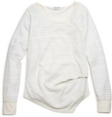 Splendid Girls' Striped Jersey Top - Sizes 7-14