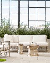 Palecek Bodega Outdoor Sofa