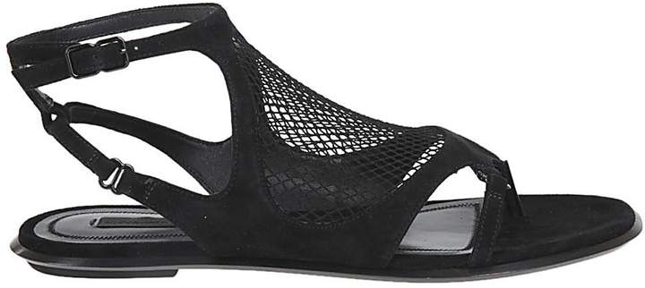 Alexander Wang Low Net Sandals