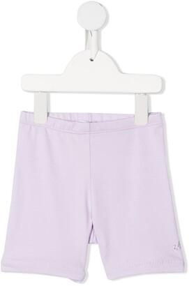 MonnaLisa Knee-Length Track Shorts