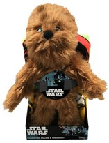 Star Wars Loyal Chewie Throw & Pillow Set Multicolored 2pc