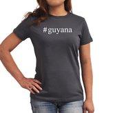 Eddany #Guyana Hashtag Women T-Shirt