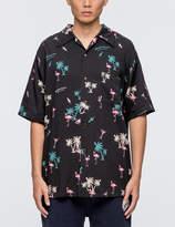 Billionaire Boys Club Paradise A/O Print S/S Shirt