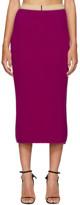 Calvin Klein Pink Knit Skirt