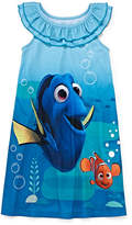 Disney Collection Dory Nightshirt - Girls 2-10