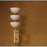 Jonathan Adler Lisbon 3-Light Plug-In Wallchiere