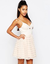 Lipsy Ariana Grande For Rara Mini Prom Dress
