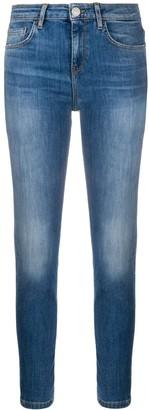 Pinko Faded Skinny Jeans