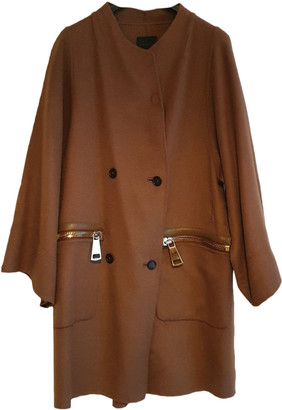 Hotel Particulier Brown Cashmere Coats