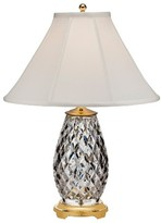Waterford Diama Crystal Table Lamp