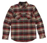 O'Neill Boy's Butler Plaid Flannel Shirt