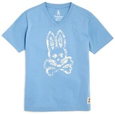 Psycho Bunny Boys' V Neck Tee - Little Kid, Big Kid