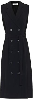 Diane von Furstenberg Hollie double-breasted midi dress
