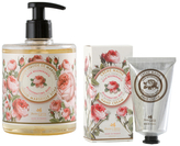 Rejuvenating Rose Liquid Soap & Hand Cream