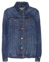 J Brand Cyra over-sized denim jacket