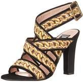 Moschino Cheap and Chic Women's Chaint Print Dress Sandal