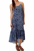 Roper Blue Bandana Dress
