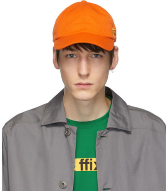 AFFIX Orange Logo Duty Cap