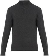 Ermenegildo Zegna High-neck wool sweater