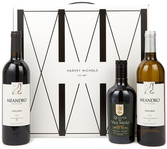 Quinta Do Vale Meão Quinta Do Vale Meao Meandro Wine Duo & Extra Virgin Olive Oil Gift Pack