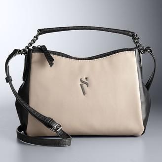 Simply Vera Vera Wang Kiera Large Crossbody Bag
