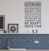 Your Own leonora hammond Create Family House Rules