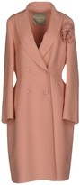 Ermanno Scervino Coats - Item 41749037
