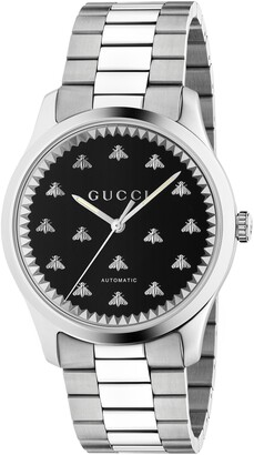 Gucci Bee Automatic Bracelet Watch, 42mm