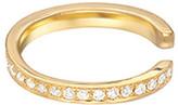 Zoe Lev Jewelry 14k Diamond Ear Cuff, Single