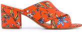 Sam Edelman Stanley sandals - women - Cotton/Leather/rubber - 6.5