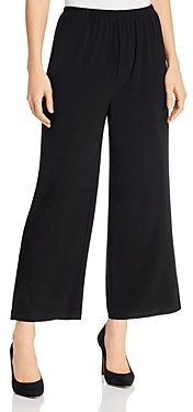 Caroline Rose Slit Ankle Pants